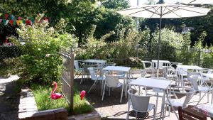 Terrasse Cafe Bar GRUENEN
