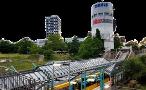 Pragsattel Haltestelle Stuttgart